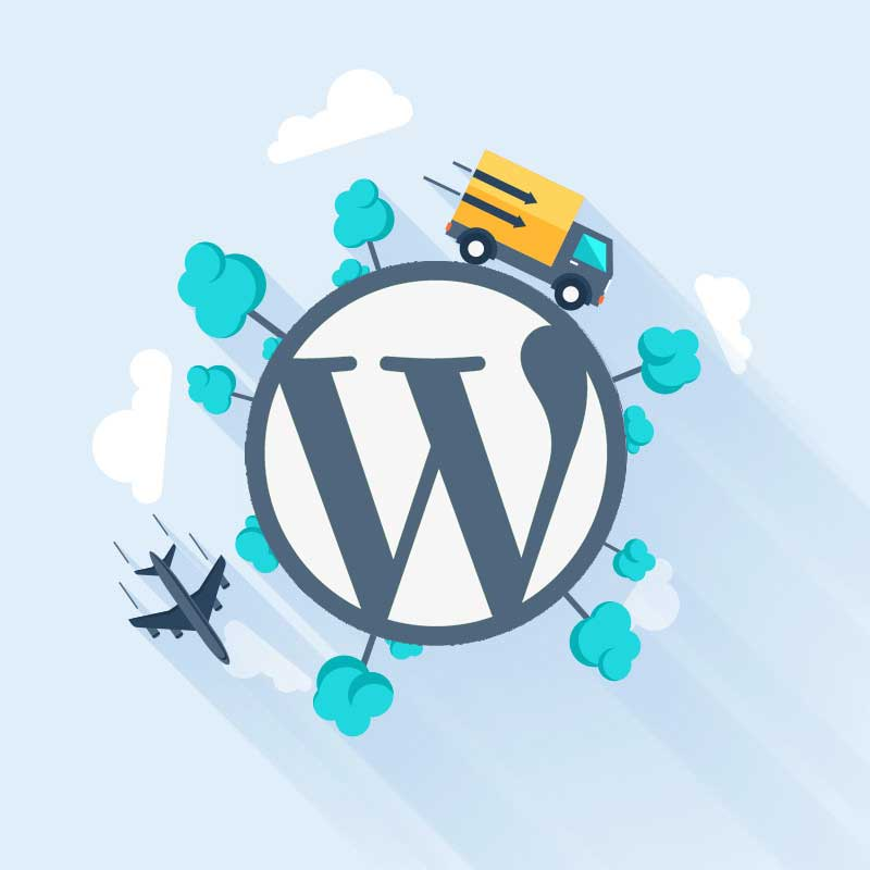 WordPress - Weed Hosts